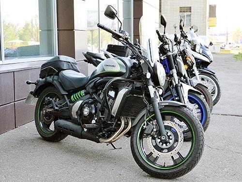 Почему стоит взять мотоцикл напрокат?