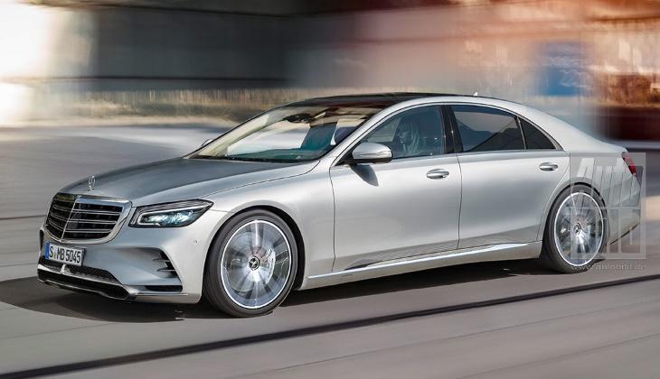 Каким будет следующий Mercedes-Benz S-класса: новая информация