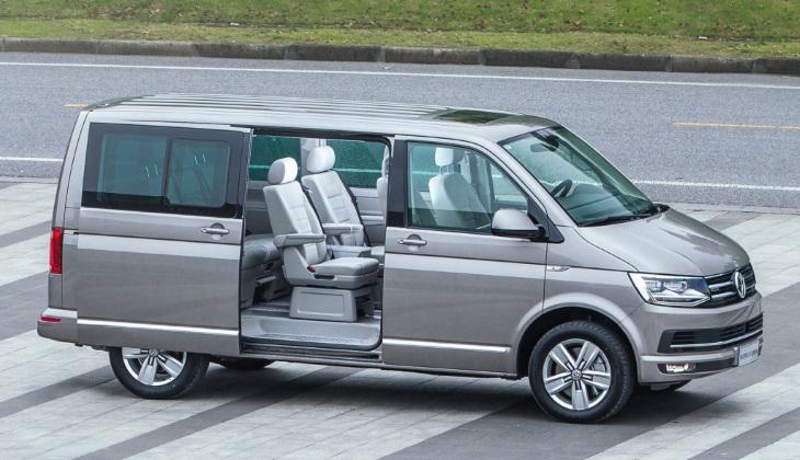 Минивэны Volkswagen Multivan отзывают в России для ремонта