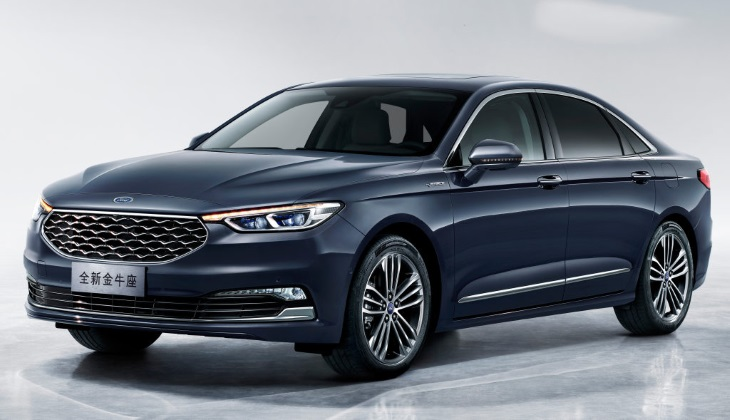 Ford обновил большой седан для китайского рынка
