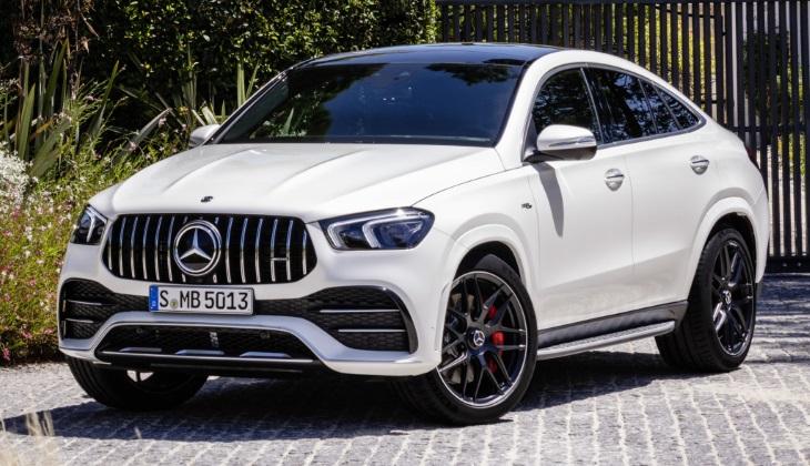 Немцы показали новый кроссовер Mercedes-Benz GLE Coupe
