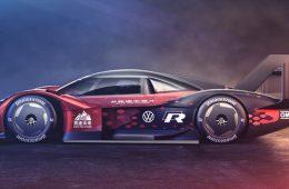 Volkswagen подготовил электрокар ID. R к рекорду на горе Тяньмэнь