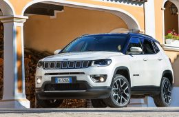 Jeep и Chrysler отзовут около 2 тысяч автомобилей в России