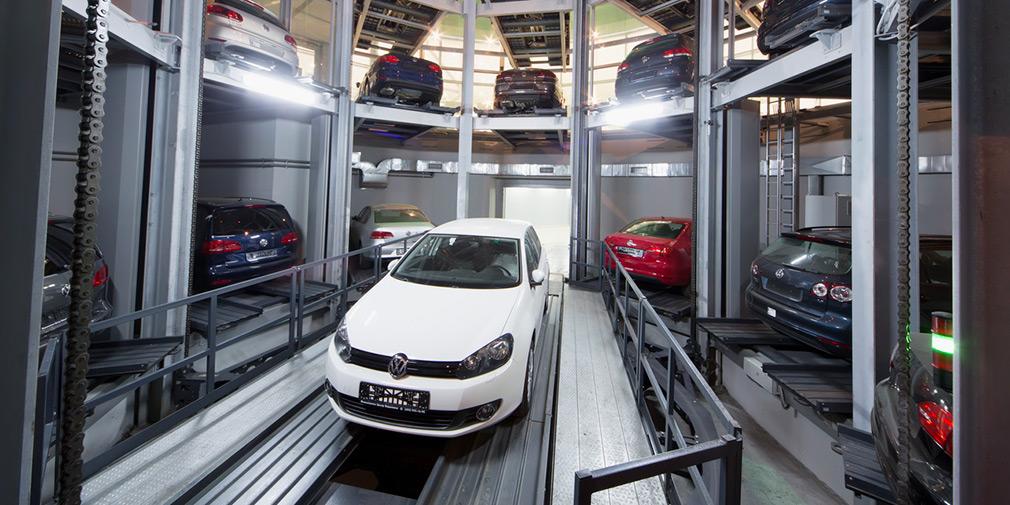 В Европе назвали самые популярные автомобили