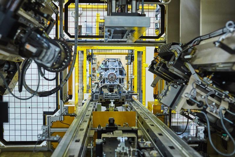 Завод Sollers выпустил первые двигатели для Мазды