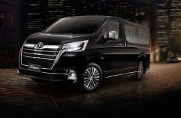 Новая Toyota Majesty — первые подробности