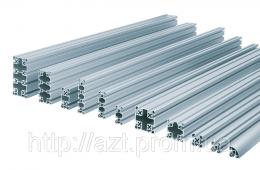 Качественный станочный алюминиевый профиль на сайте bibus.by