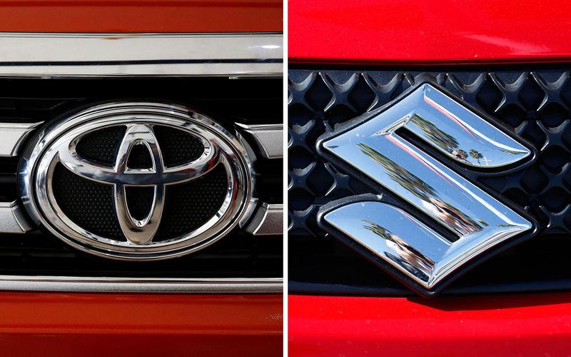 Toyota и Suzuki решили подружиться