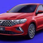 Не ВАЗ, а VA3: представлен новый доступный седан для Китая