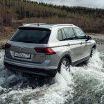 """Volkswagen Tiguan в России обзавелся """"зимней версией"""""""