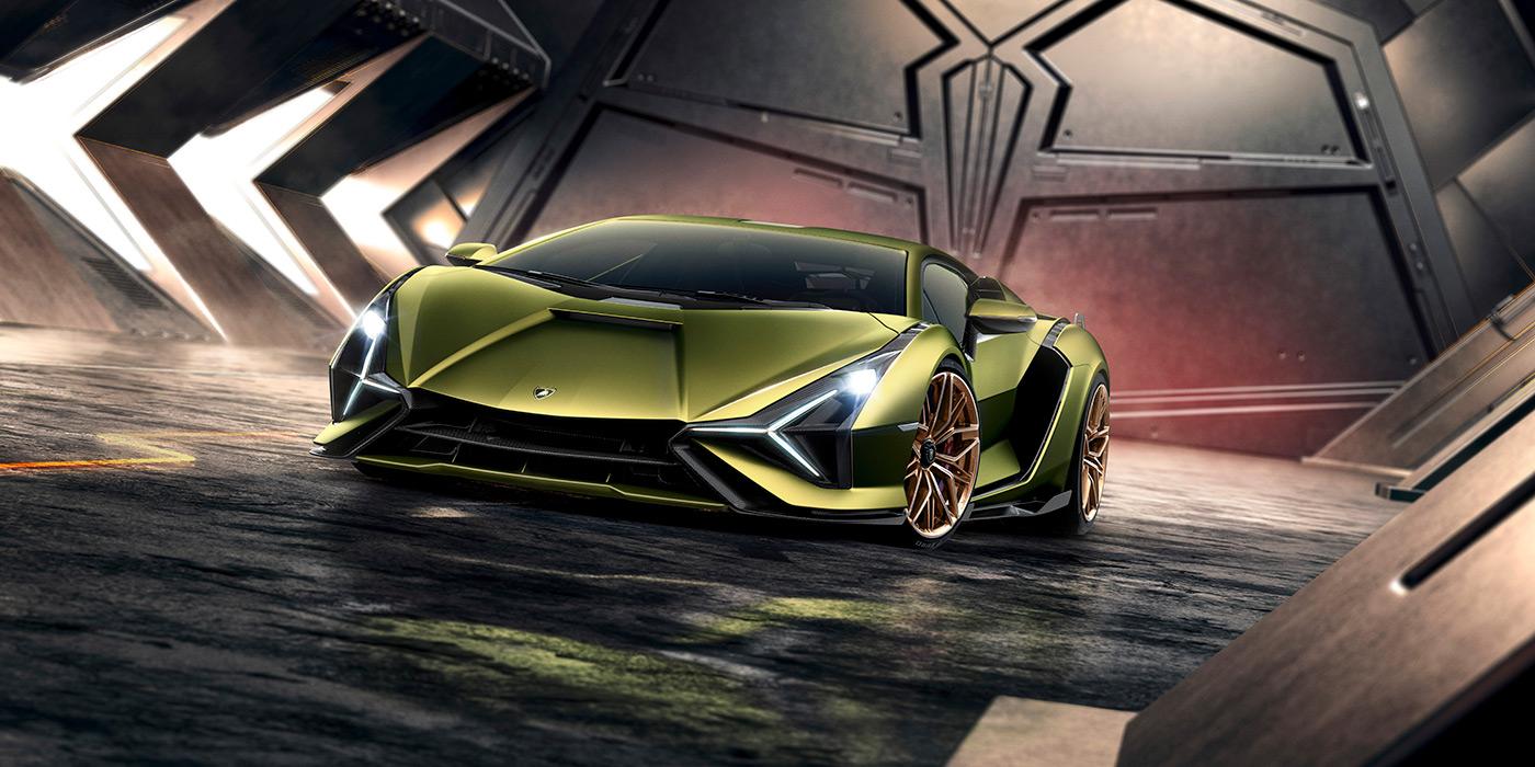 Lamborghini показала свой самый мощный в истории спорткар
