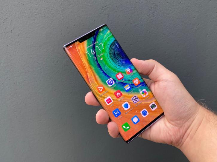 Первое знакомство со смартфоном Huawei Mate 30 Pro