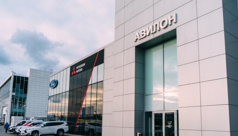 «Авилон» стал новым дилером Mitsubishi Motors в России