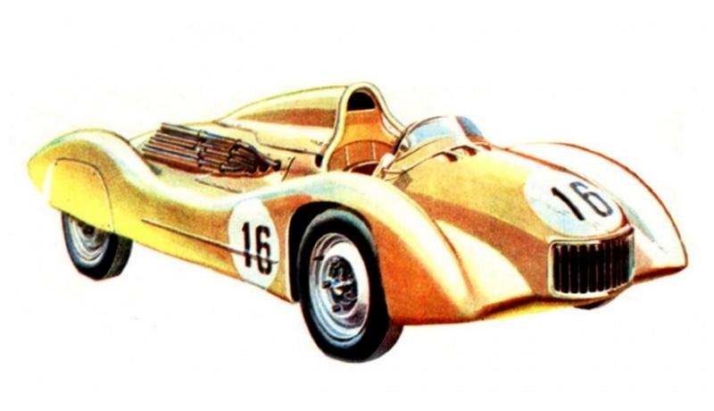 Гоночные «Москвичи»: почему они били рекорды скорости, но проигрывали гонки?