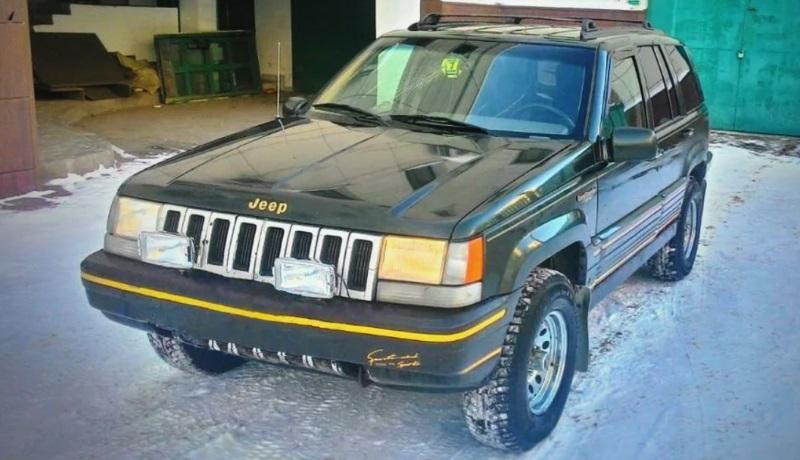 Ответь на вопрос и выиграй Jeep Grand Cherokee