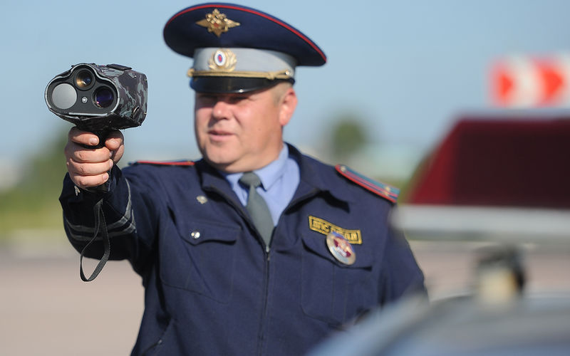 Умные «лежачие полицейские» появятся на российских дорогах