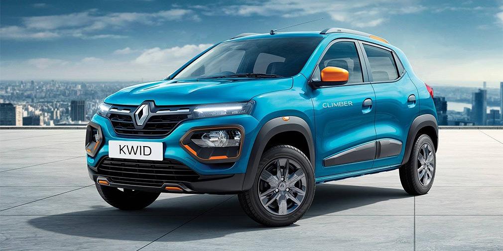 Дешевый хэтчбек Renault обзавелся цифровой приборной панелью