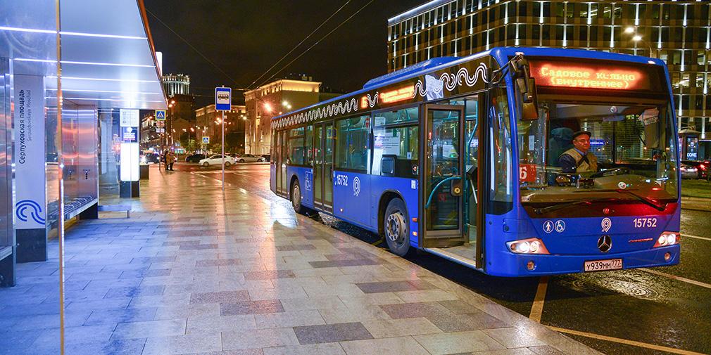 В московских автобусах появятся умные камеры