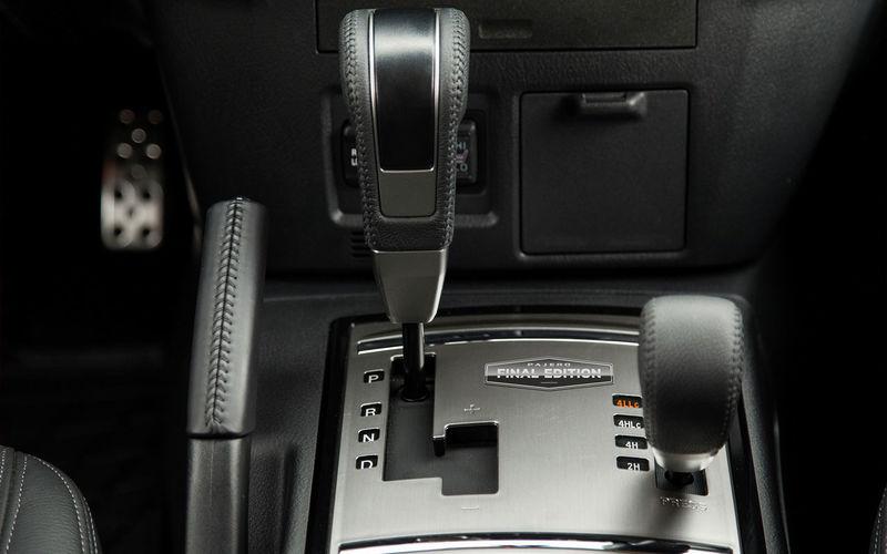 Mitsubishi выпустил 500 прощальных Pajero для России