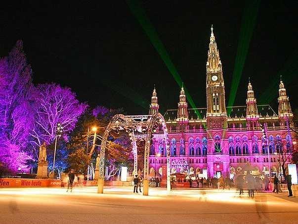 Как встретить Новый год в Австрии