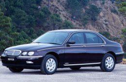 Автомобиль Rover 75