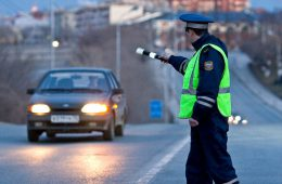 Причины остановки транспортного средства полицией