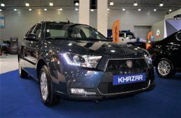 В Россию скоро начнут поставлять автомобили Khazar