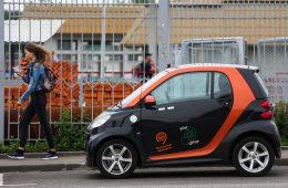 Машины из каршеринга: теперь их можно выкупить