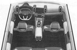 АвтоВАЗ запатентовал интерьер преемника Lada 4×4