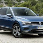 Volkswagen будет продавать в России семиместный Tiguan Allspace мексиканского производства