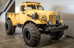 Уникальный вездеход «Лесник» на шасси ГАЗ-66 выставили на продажу
