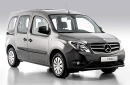 В России прекращены продажи одной из моделей марки Mercedes-Benz