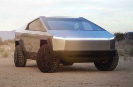 Tesla представила пикап-броневик Cybertruck, который уже хотят «развидеть»