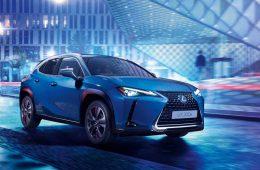 Первый электрокар Lexus проедет 400 километров без подзарядки