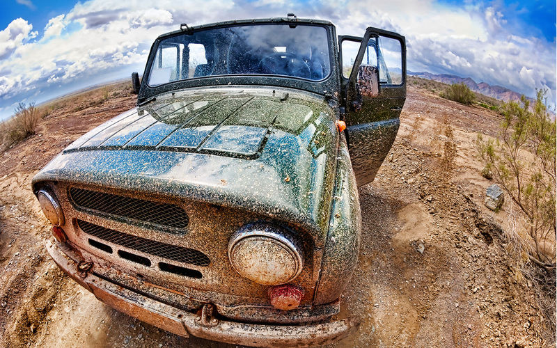Известно, где в России предпочитают новые отечественные машины. Исследование