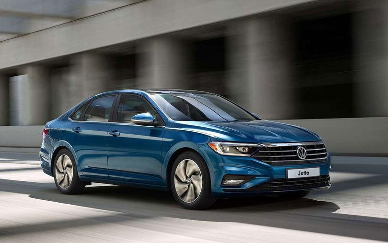 Volkswagen Jetta в России получит бюджетную версию