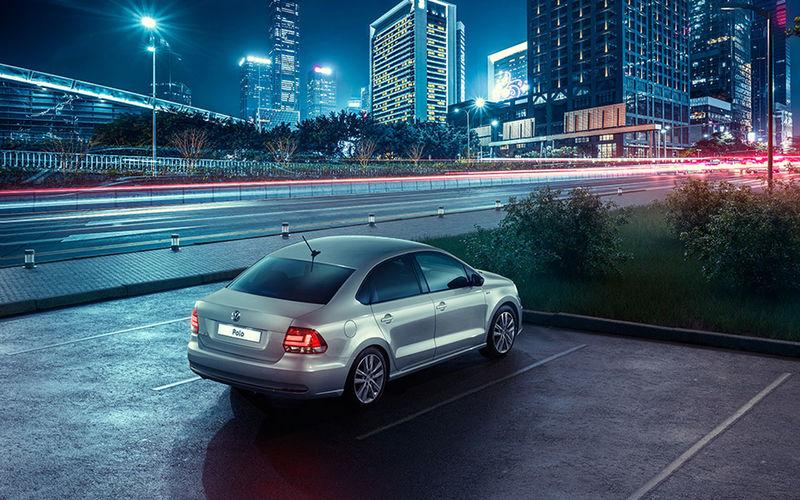 Volkswagen Polo получил новую умную комплектацию