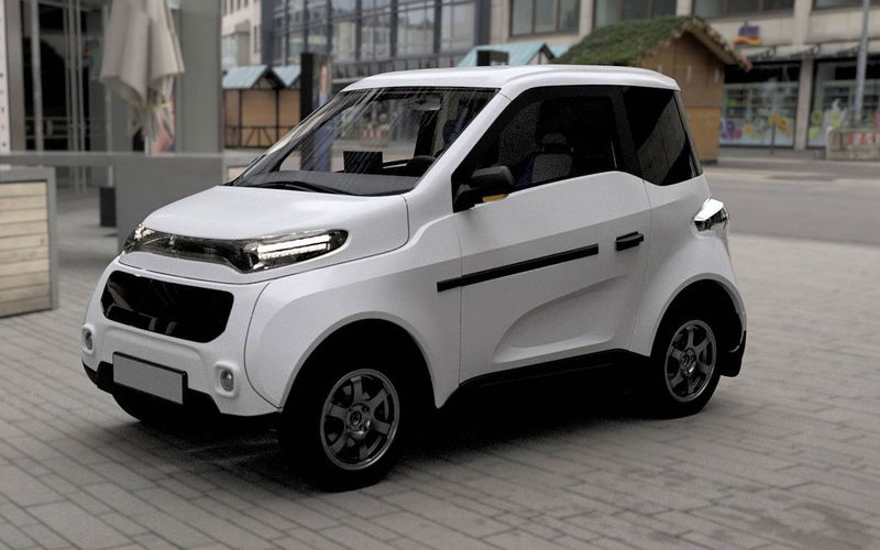 Zetta за 450 тыс. рублей — новая отечественная модель скоро в продаже