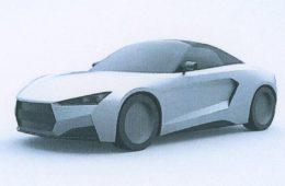 Volkswagen запатентовал новую модель на базе Тигуана