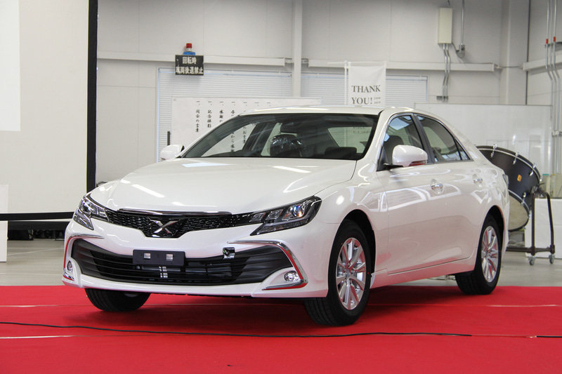 Toyota сняла с производства легендарный седан