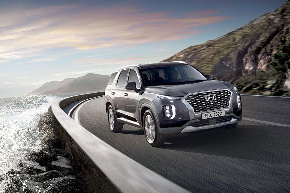 Hyundai привезет в Россию большой кроссовер Palisade. Названа дата