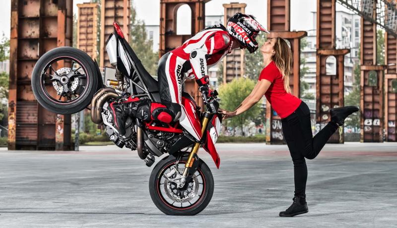 Продажи мотоциклов в России выросли на 38%