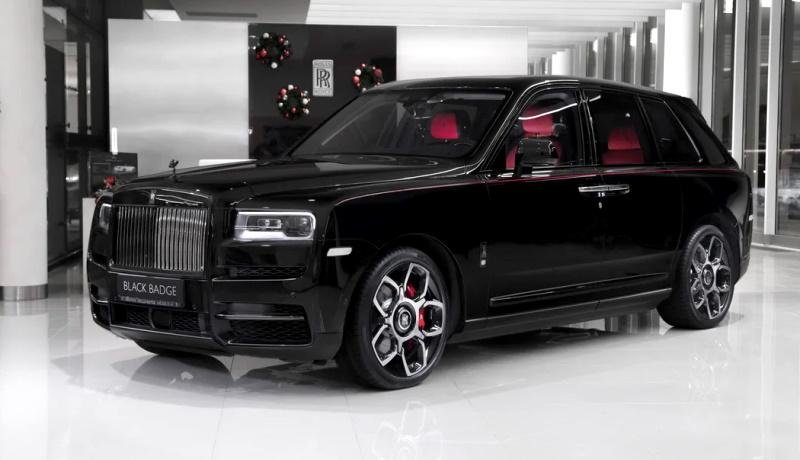 Автомобили Rolls-Royce теперь доставляют в Россию транспортной авиацией
