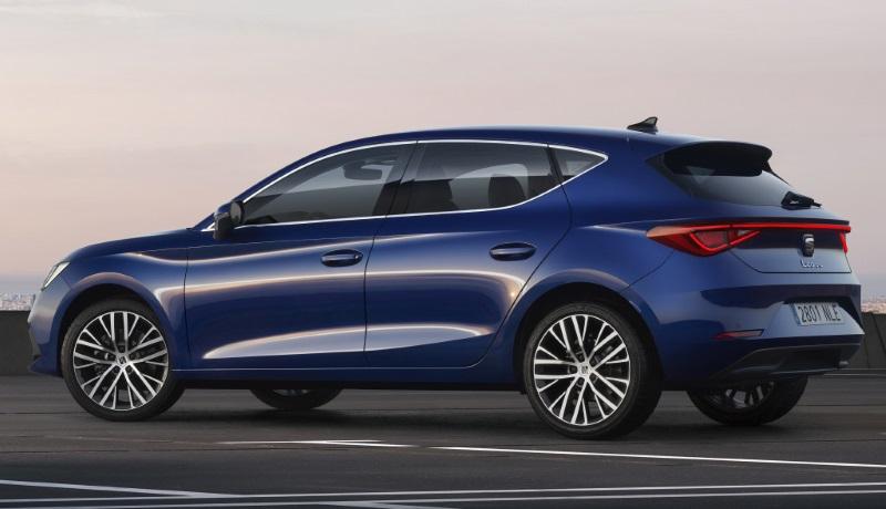 Испанцы представили Seat Leon нового поколения