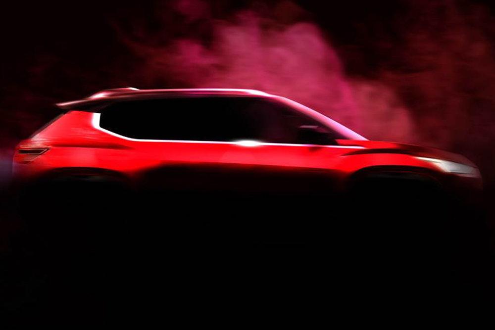 Лихорадка даунсайзинга: Nissan анонсировал премьеру нового кроссовера