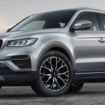 Geely привезет в Россию обновленный кроссовер Atlas с мотором Volvo
