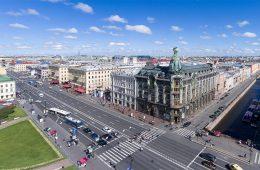 В мае в Санкт-Петербурге для водителей введут новый штраф