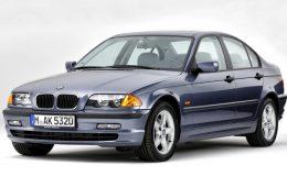 BMW снова отзывает старые автомобили в России