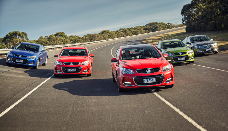 Концерн General Motors решил закрыть австралийскую марку Holden