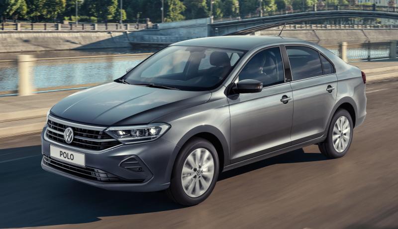 Новый Volkswagen Polo для России представлен официально